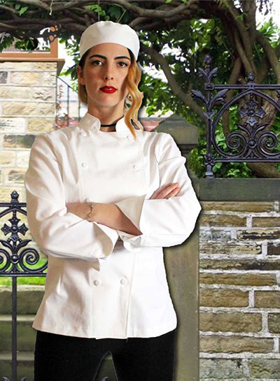 Contempo Chef Coat