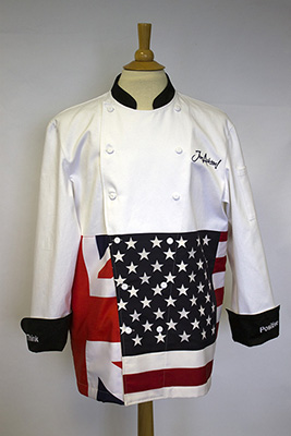 Customized Culinary Classics Traditional Chef Coat